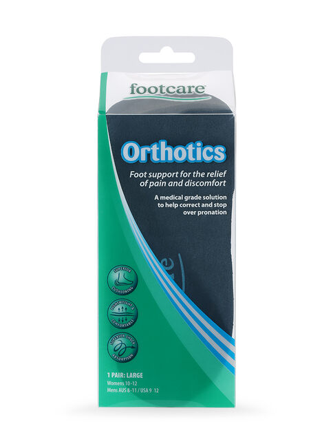 Maseur Footcare Orthotics Large 1 pair