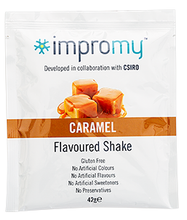 Load image into Gallery viewer, Impromy Shake Caramel 42g Sachet