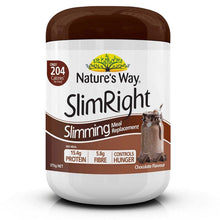 Load image into Gallery viewer, Nature's Way SLIMRIGHT SHAKE CHOCOLATE 375G
