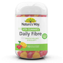 Load image into Gallery viewer, Nature's Way Vita Gummies Adult Fibre 110 Gummies