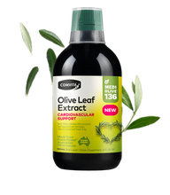 Load image into Gallery viewer, COMVITA Fresh-Picked Olive Leaf Extract Cardiovascular Support 500ml