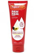 Load image into Gallery viewer, Papaya Gold Paw Paw Lotion 100mL