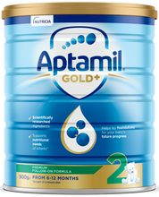 Load image into Gallery viewer, Aptamil Gold+ 2 Follow-On Formula 6-12 Months 900g