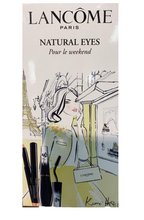 Load image into Gallery viewer, Lancome Natural Eyes Kerrie Hess Collection