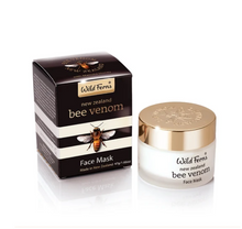 Load image into Gallery viewer, Wild Ferns Bee Venom Face Mask with 80+ Manuka Honey 47g