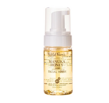 Load image into Gallery viewer, Wild Ferns Manuka Honey Refreshing Foaming Facial Wash 100ml
