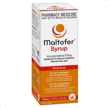 Load image into Gallery viewer, Maltofer Oral Iron Syrup 150ml Oral Liquid