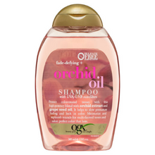 Load image into Gallery viewer, OGX Fade-Defying + Orchid Oil Shampoo 385mL
