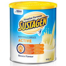 Load image into Gallery viewer, Sustagen Hopsital Active Banana 840g
