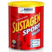 Load image into Gallery viewer, Sustagen Sport Vanilla 900g