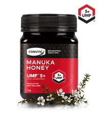 Load image into Gallery viewer, COMVITA UMF 5+ Manuka Honey 1kg