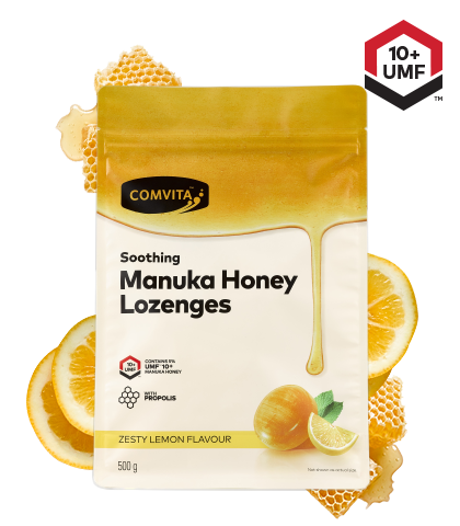 COMVITA Propolis Lozenges Lemon and Honey 500g