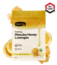 Load image into Gallery viewer, COMVITA Propolis Lozenges Lemon and Honey 500g
