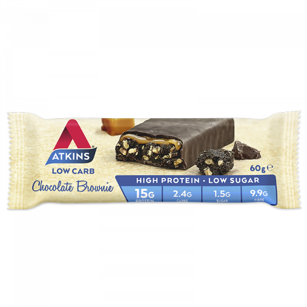 Atkins Low Crab Chocolate Brownie 60g