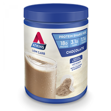 Load image into Gallery viewer, Atkins Low Carb Chocolate Protein Shake Mix 330g