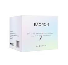 Load image into Gallery viewer, Eaoron Crystal Brightening All-In-One Day Cream 50mL