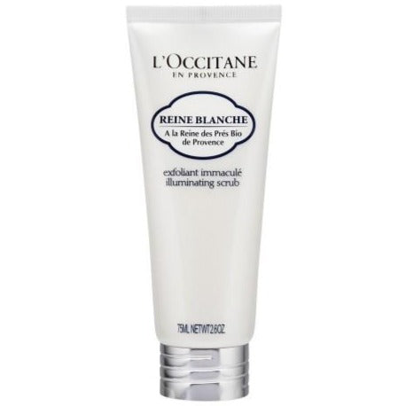 L'OCCITANE Reine Blanche Illuminating Scrub 75mL