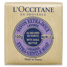 Load image into Gallery viewer, L'OCCITANE Shea Soap - Lavender 100g