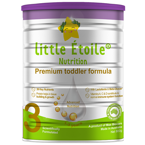 Little Etoile Premium Stage 3 Toddler Formula 1-3 years 800g