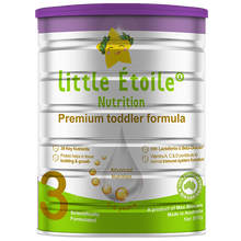 Load image into Gallery viewer, Little Etoile Premium Stage 3 Toddler Formula 1-3 years 800g