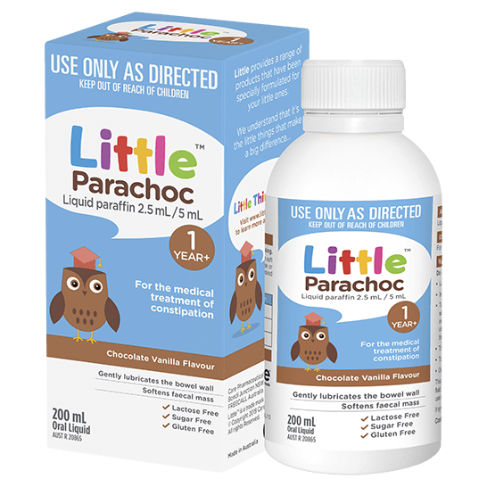 Little Parachoc 200mL Liquid Paraffin