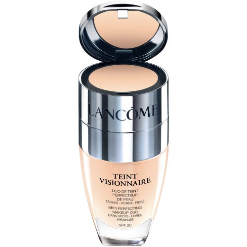 LANCOME FOUNDATIONS TEINT VISIONNAIRE Skin Perfecting Make Up Duo SPF 20 - # 03 30ML