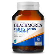 Load image into Gallery viewer, Blackmores Multivitamin + Immune 90 Tablets