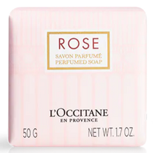 Load image into Gallery viewer, L'OCCITANE Rose Soap Rspo Sg 50G