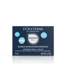 Load image into Gallery viewer, L'OCCITANE Aqua Hydration Mask 75ML