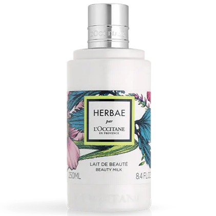 L'OCCITANE Aromachologie BEAUTY MILK HERBAE 250ML
