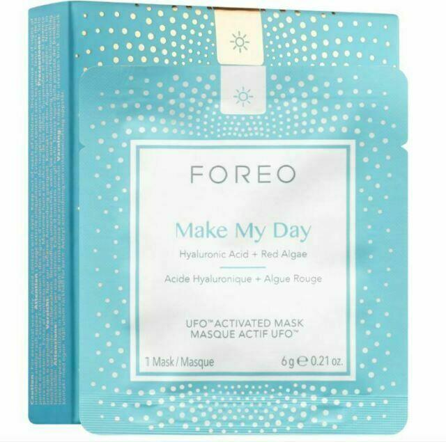 FOREO UFO Activated Mask Make My Day
