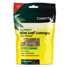 Load image into Gallery viewer, COMVITA Olive Leaf 40 Lozenges