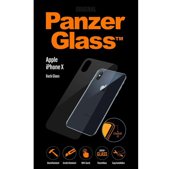 PanzerGlass Backside Glass for iPhone X/Xs