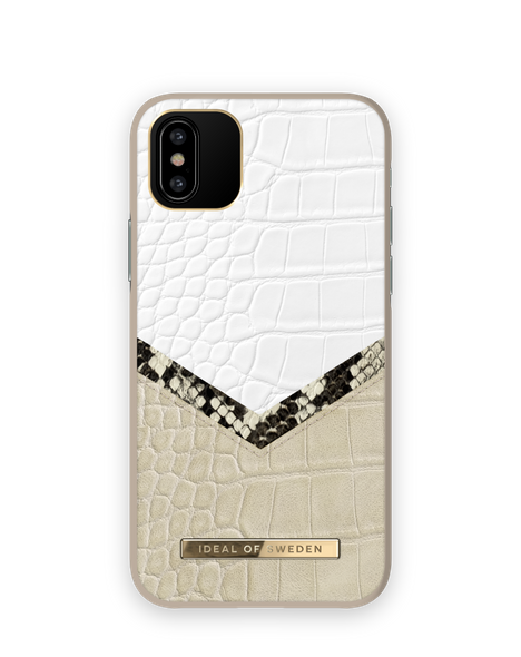 iDeal of Sweden Dusty Cream Python for iPhone 11 Pro/XS/X