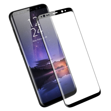 Samsung Galaxy S9 Plus Screen Protection Tempered Glass
