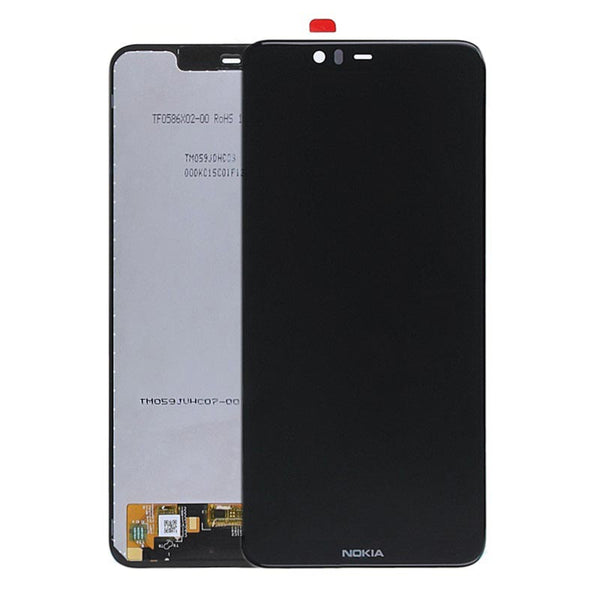 Nokia 5.1 Plus OEM Display Black