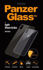 PanzerGlass Backside Glass for iPhone XS Max