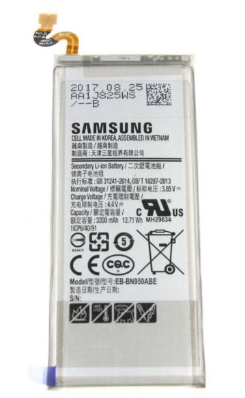 Galaxy Note 8 Original Battery