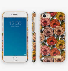 iDeal of Sweden Retro Bloom for iPhone 6/7/8/SE2020