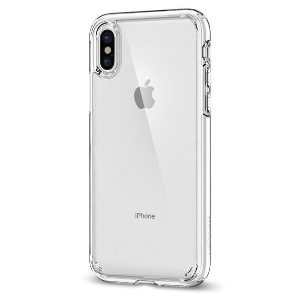 Speck Presidio Clear Deksel for iPhone X/XS