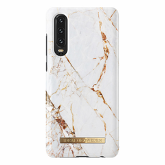 iDeal of Sweden Carrara Gold for Huawei P30