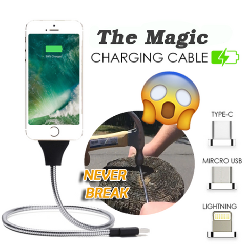 2019 Incredible Survival Tool - 3 in 1 Emergency Car Charger