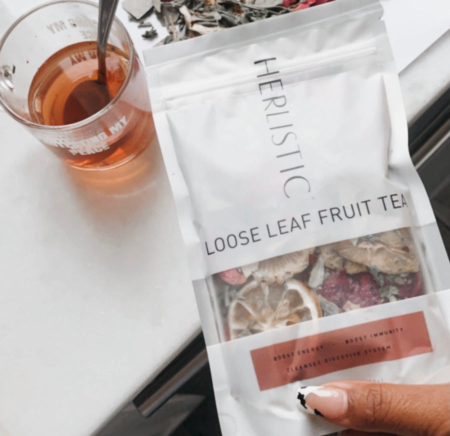 Immunity Boosting Loose Leaf Fruit Tea