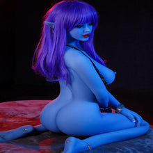Load image into Gallery viewer, Elf of Sexuality 2020-Top Ears and Body of Scandal-Real Sex Doll