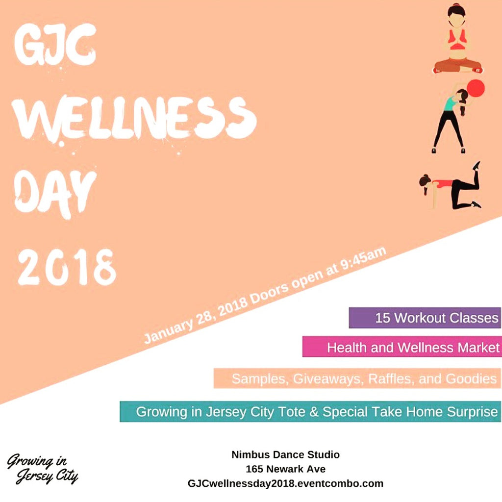 Join us at the GJC Wellness Day 2018 Event