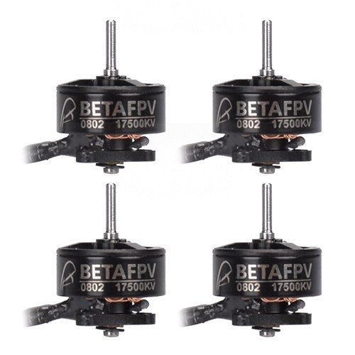 BetaFPV - 0802 17500KV 1S Motors (4 pieces)