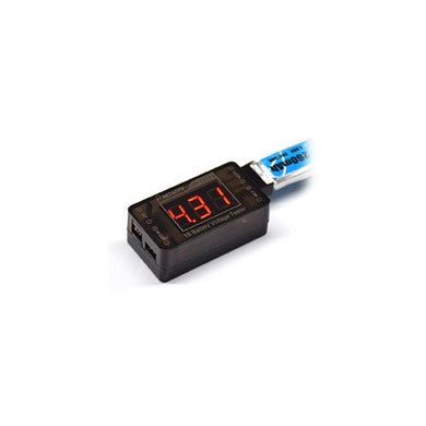 1S Lipo Battery Charger & Voltage Tester (PH2.0)