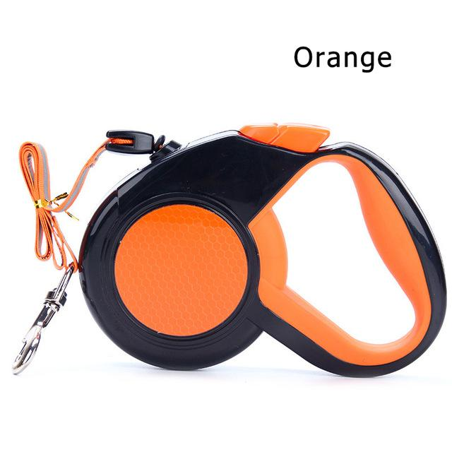 Pet Leash - Auto Retractable Dog Leash- 3/5/8 Meters