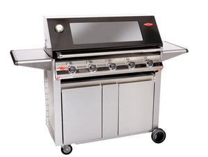 3000E Series - 5 Burner BBQ with Trolley