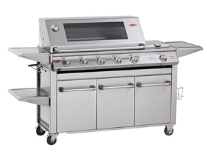 SL4000S Series - 5+1  Burner BBQ with Trolley